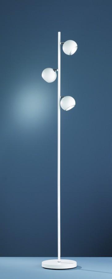 Lámpara de pie Trio Serie Dakota