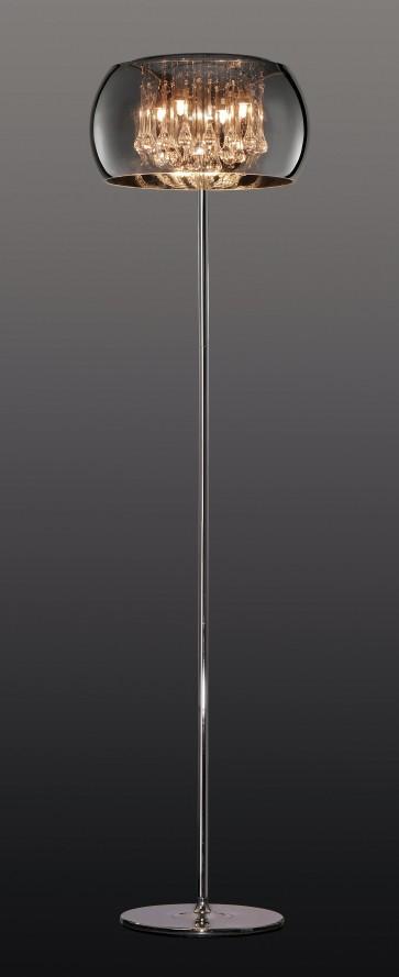 Lámpara de pie Trio Serie Vapore