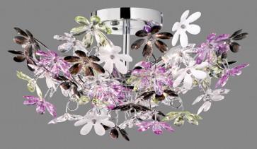 Plafón Reality SERIE Flower