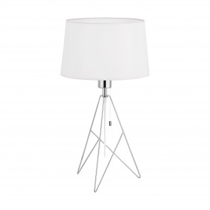 Lámpara de mesa Crystal & Design serie CAMPORALE