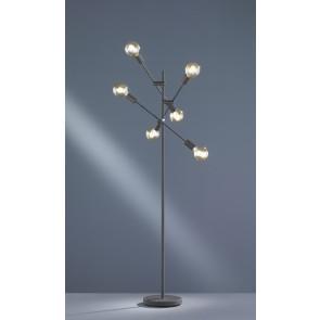 Lámpara de pie Trio Serie Cross