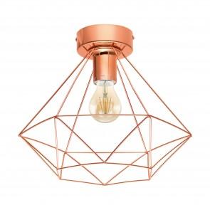 Lámpara de techo SERIE Cobre /