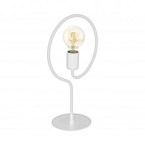 Lámpara de mesa SERIE Blanco /