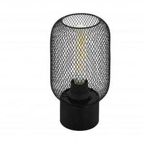 Lámpara de mesa SERIE Negro /