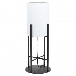Lámpara de mesa SERIE Negro / Blanco