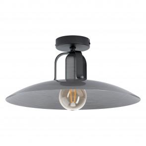 Lámpara de techo SERIE Negro / -