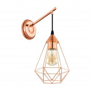 Lámpara de pared SERIE Cobre /