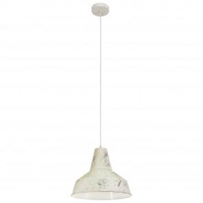 Lámpara colgante SERIE Blanco encalado /