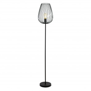 Lámpara de pie SERIE Negro /