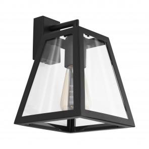 Lámpara de pared SERIE Negro / Claro