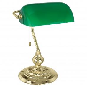Lámpara de mesa serie BANKER