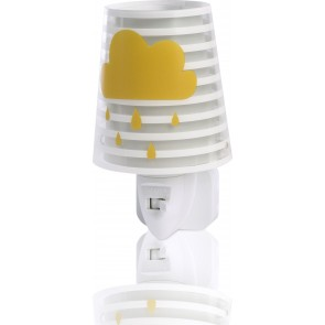 LUZ NOCHE LED LIGHT FEELING GRIS