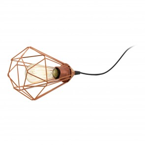 Lámpara de mesa SERIE Negro / Colores de cobre