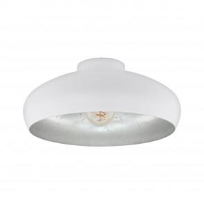 Lámpara de techo SERIE Blanco, plata /
