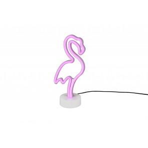 Sobremesa Divertido para Interior Serie Flamingo