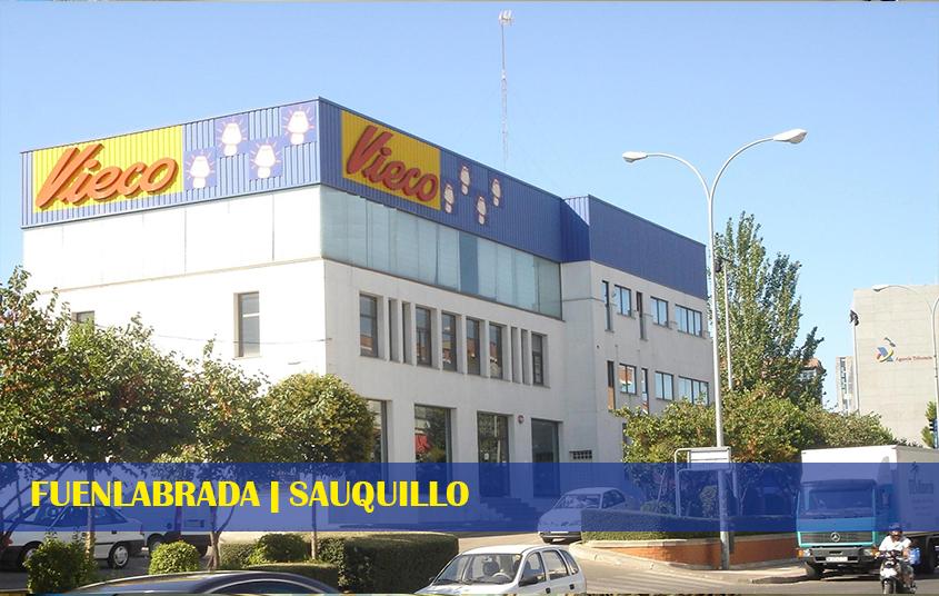 Tienda Fuenlabrada - Madrid