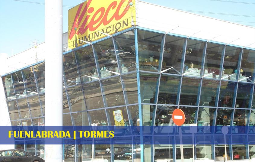 Tienda Cobo Calleja - Madrid